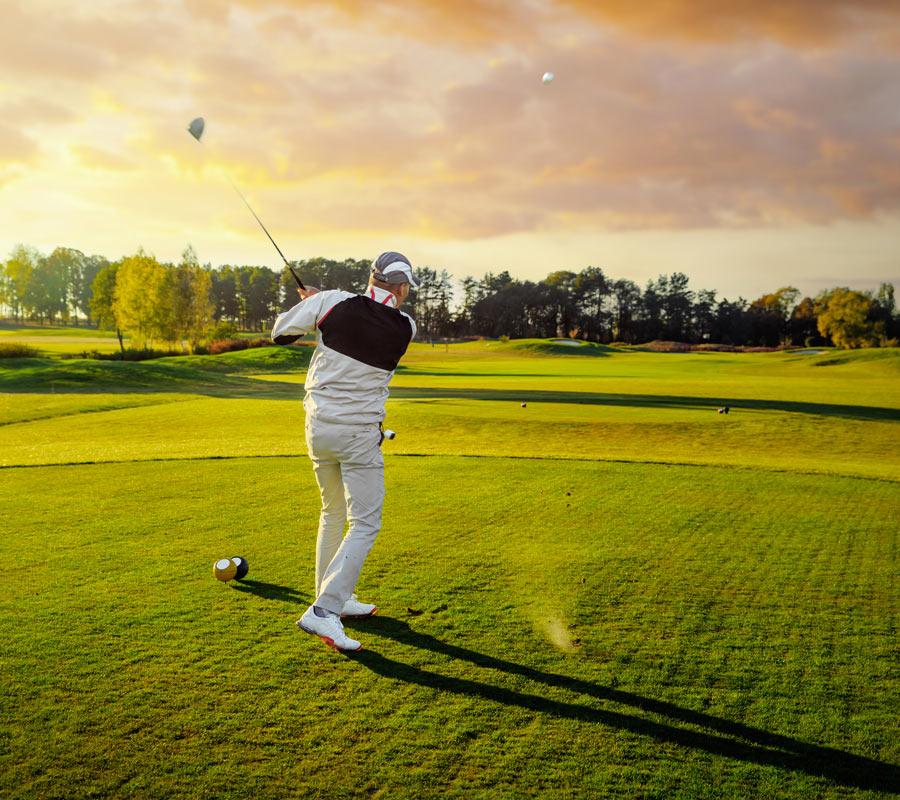 cours de golf individuel