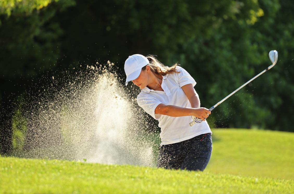 Azur golf academy par Joel Oneglia