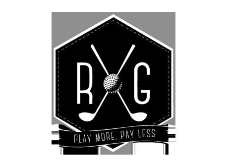Logo de Riviera Golfer partenaire de Joel Onéglia Azur Golf Academie